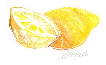 Photo: lemons