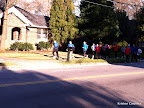 "More of the GA Marathon training group. I felt like they were taunting me as I waited for ""my"" racers."