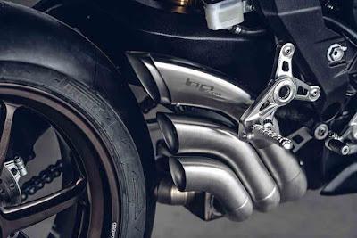 Hasil Modifikasi Motor MV Agusta Oleh Rough Crafts