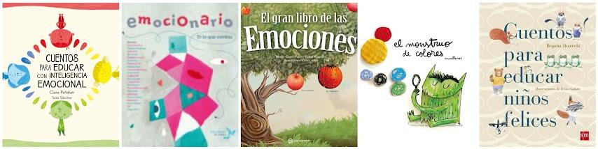 Libros y cuentos para educar la inteligencia emocional en niños