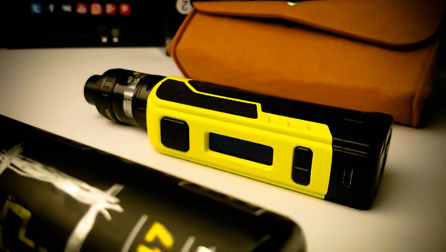 Teslacigs Warrior 85W Kit 12