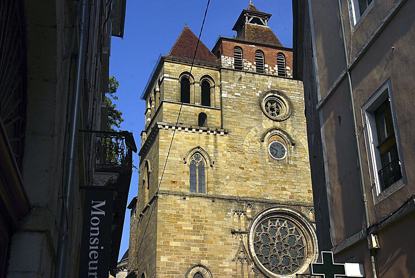 Cahors cath drale saint etienne art roman corse provence midi pyr n es - Cathedrale saint etienne de cahors ...