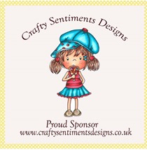 Crafty Sentiments Designs logo