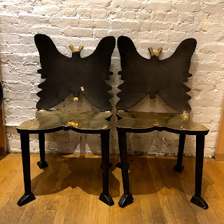 Butterfly Chair Pair #1