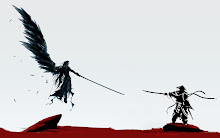 final fantasy battle blood samurai heroes swords 1920x1200 wallpaper Wallpaper
