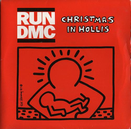 Hoy en la historia del Hip Hop:  Run-DMC lanzó el single Christmas In Hollis el 25 de noviembre de 1987