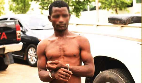 27-year Old Man Arrested In Nasarawa For Defiling A 3-month Old Baby