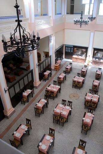 Hotel Velasco en la ciudad de Matanzas