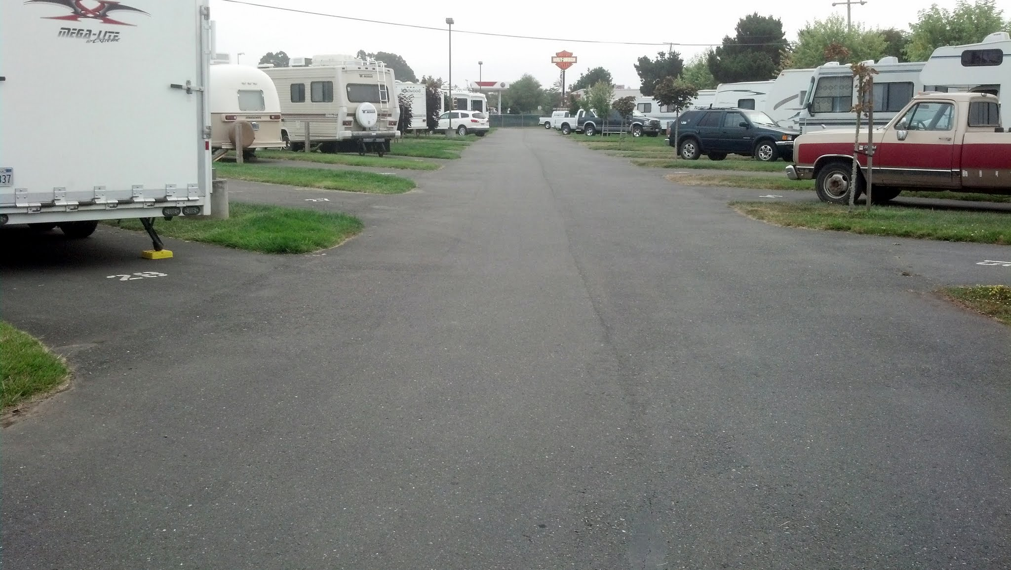 Shortstop Shoreline Rv Park Eureka Ca Here And There