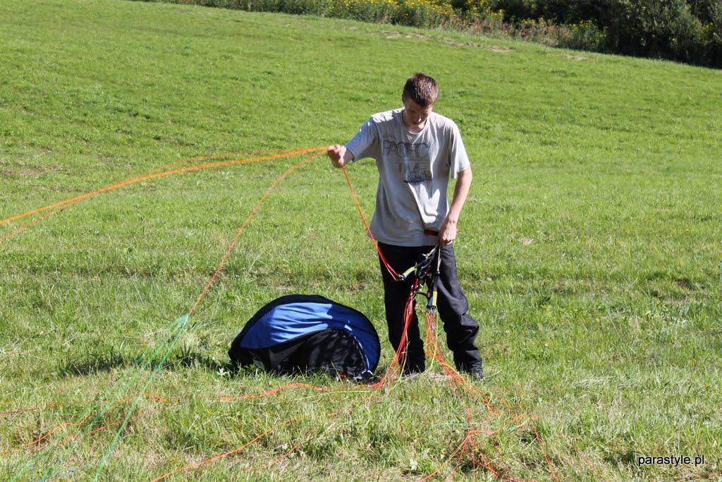 Szkolenia paralotniowe Sierpień 2011 - IMG_7897.JPG