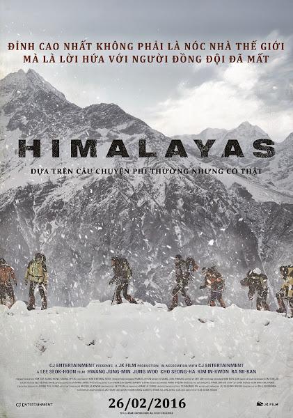 The Himalayas -  Chinh Phục Đỉnh Himalayas