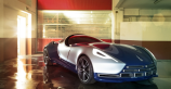 [FEATURED] UP Design Vittoria - a supercoupe which came from the future