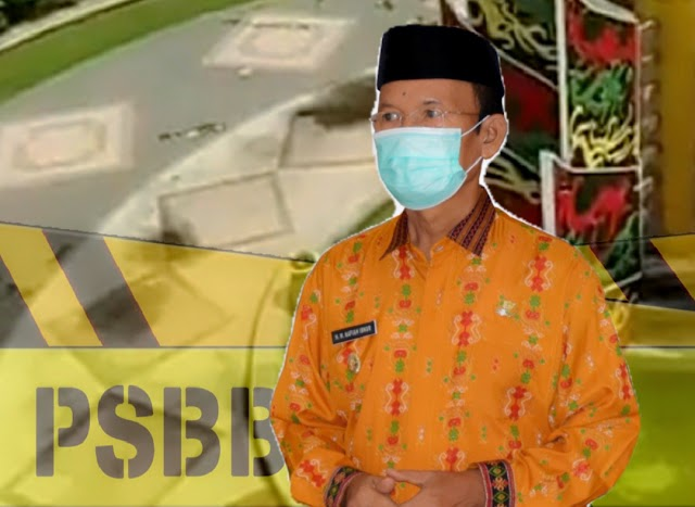 Wabup Nafiah: Efektivitas PSBB Butuh Dukungan Masyarakat