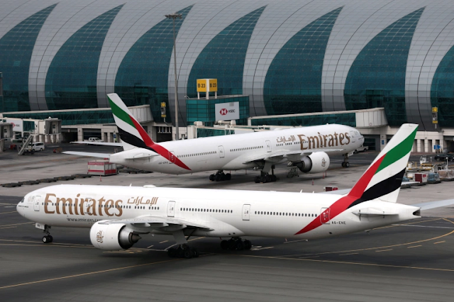 Emirates Airline suspends pilot for refusing to fly to Tel Aviv