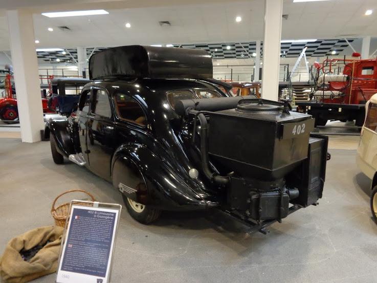 Musée de l'aventure Peugeot à Sochaux DSC01321