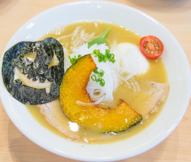 photo of Pumpkin Ramen