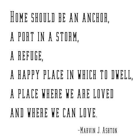 home -- ashton