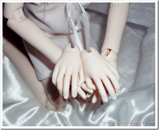 Bjd hands