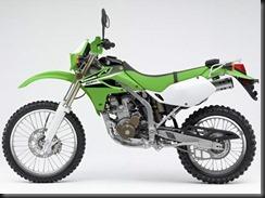 Kawasaki KLX250S 06  1