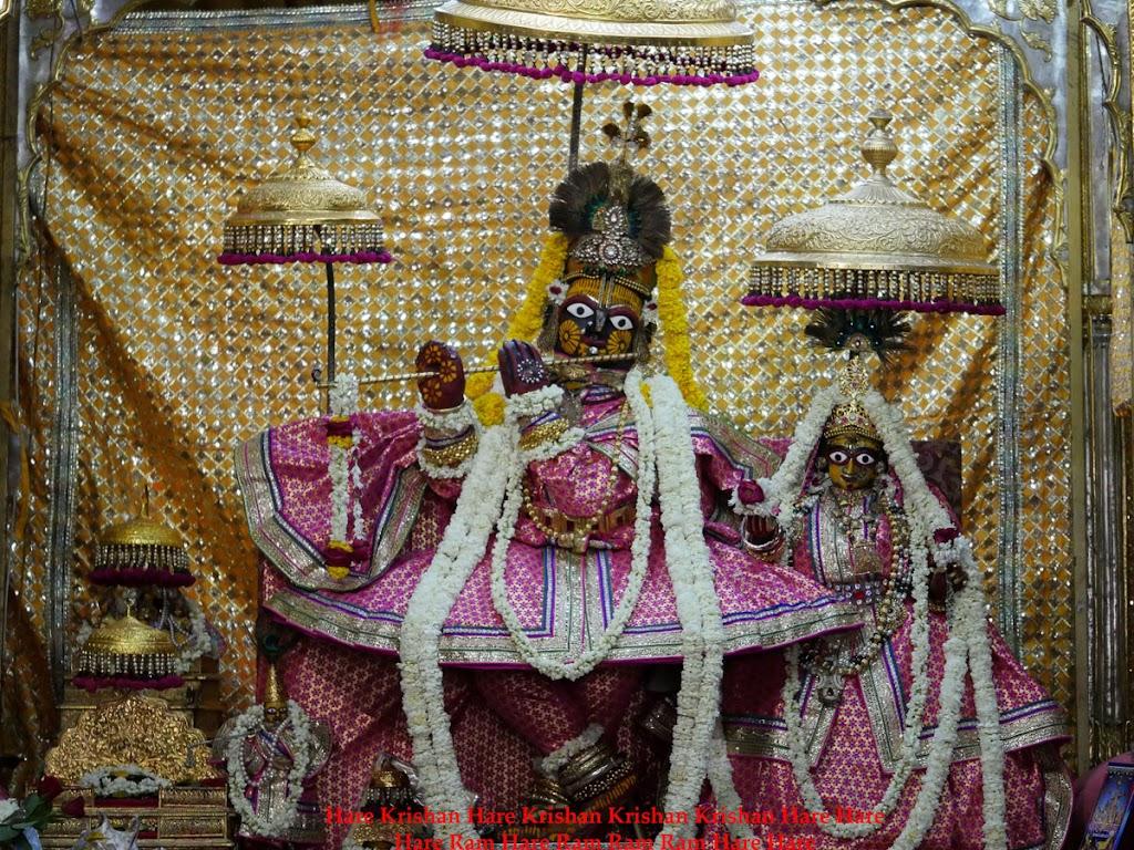 Radha Govind Devji Deity Darshan 30 Mar 2016  (7)