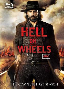 Baixar Hell on Wheels 1ª Temporada Dublado