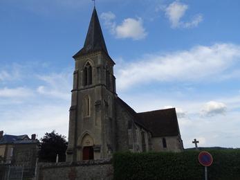 2018.05.27-081 église de Pierrefite-en-Auge (19h22)