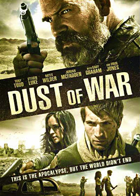 Filme Poster Dust of War DVDRip XviD & RMVB Legendado