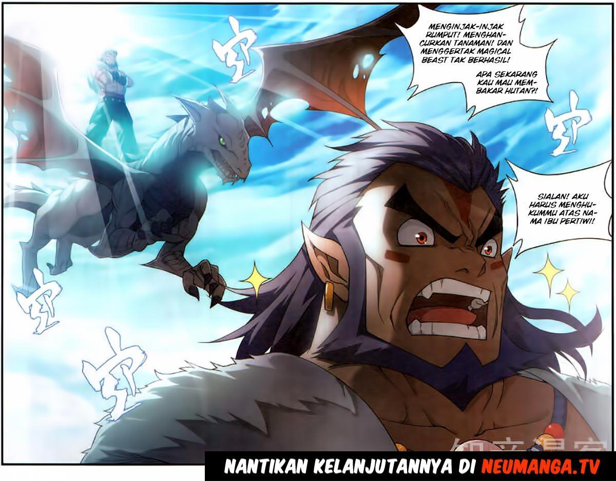 Baca Komik Manga Battle Through The Heavens Chapter 230 Komik Station