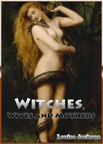 Cover of Louise Jackson's Book Witches Wives and Mothers