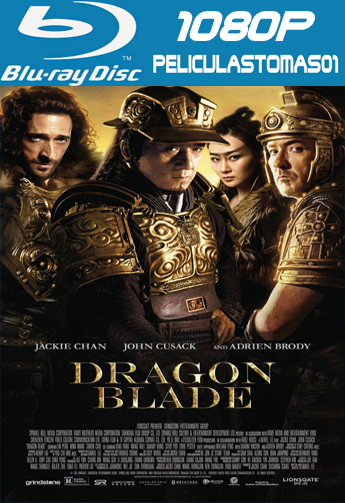 Dragon Blade (2015) BDRip m1080p