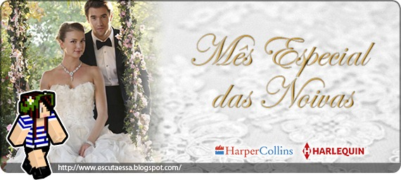 Lançamentos Literários - Harlequin noivas 05 2016