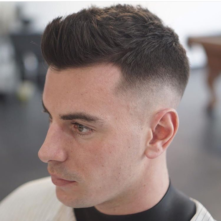 Last Trendy Short Haircut Styles For Boys in 2017 5