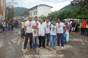 Parranda del Carmen 2016
