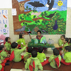 INTRODUCTION TO PEACOCK FOR NURSERY WITTY WORLD (08.12.2016)