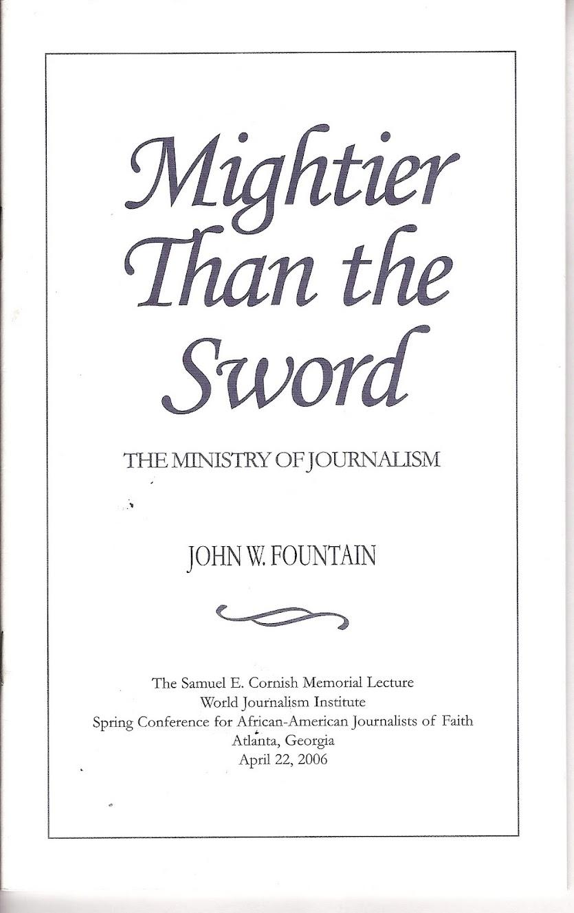 A Monograph