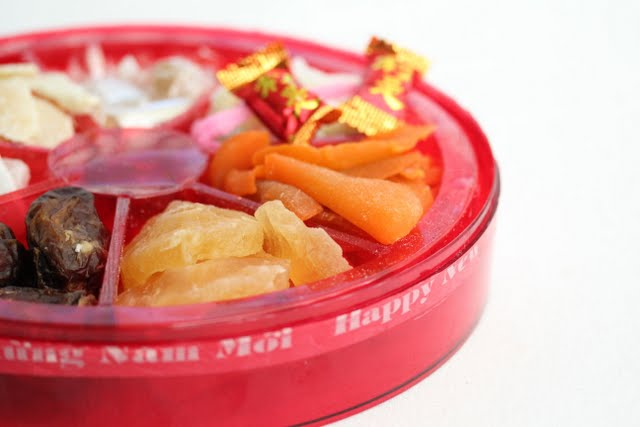 photo of Chinese New Year candy