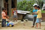 Banaue: village d'Hapao