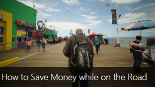 In your pocket - how to save money while on the road