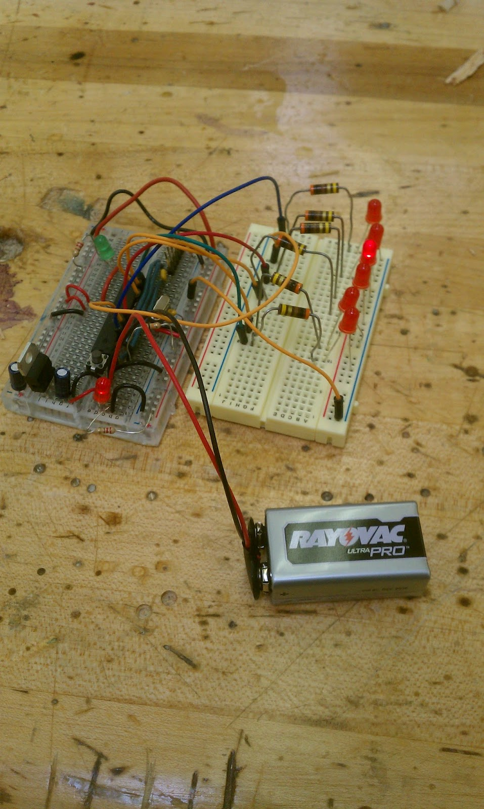 Advanced Projects Arduino For Educators Led Blink Circuit