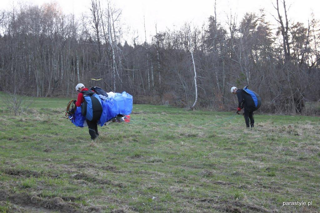 Szkolenia paralotniowe Kwiecień 2011 - IMG_5444.JPG