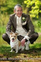 Bruidsreportage (Trouwfotograaf) - Foto van bruidegom - 021