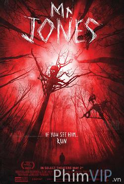 Mê Cung Tử Thần - Mr. Jones poster
