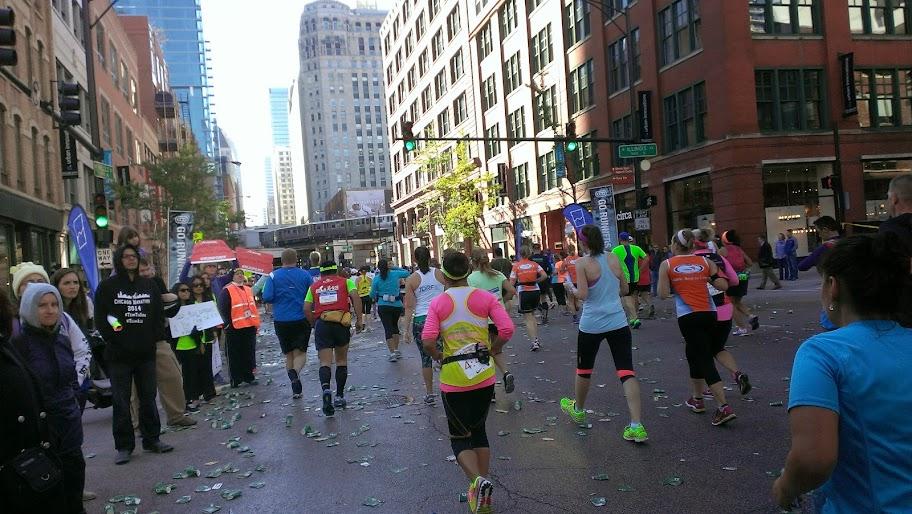 IMAG6945 My Chicago Marathon Recap   #TeamDannyDid