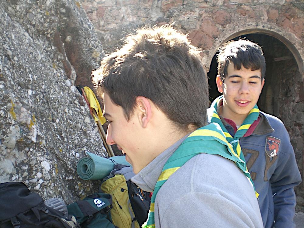 Sortida Sant Salvador de les espasses 2006 - CIMG8340.JPG