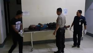 Mayat tanpa identitas ditemukan di pinggir jalan raya Tegal-Purwokerto