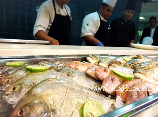 masakkan laut paling sedap