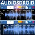 Audiosdroid Audio Studio DAW icon