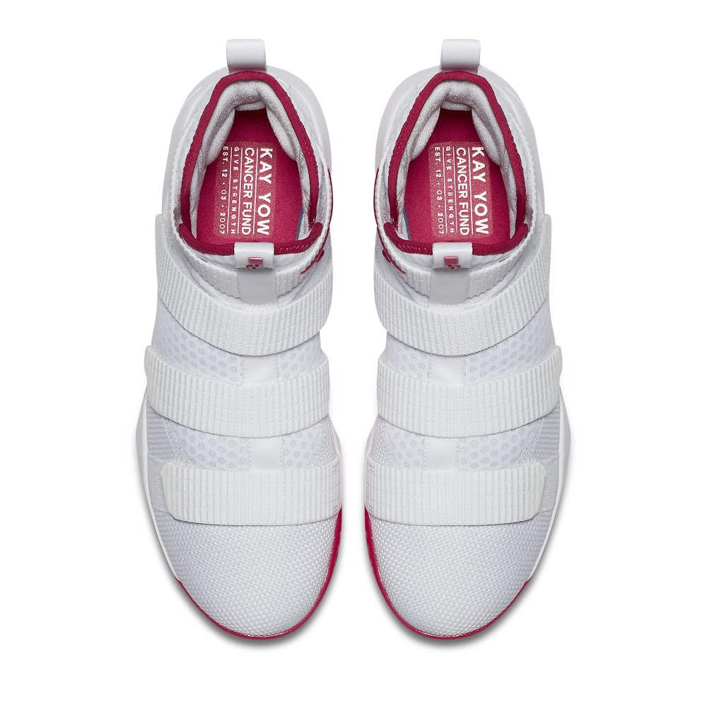 7a682443803 ... Release Reminder Nike LeBron Soldier 11 Kay Yow ...