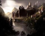 Fantasy Of Silent Landscape