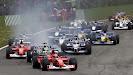 Michael Schumacher Ferrari F2002 San Marino